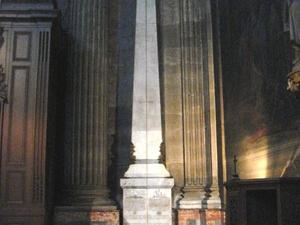 Gnomon Of Saint-Sulpice