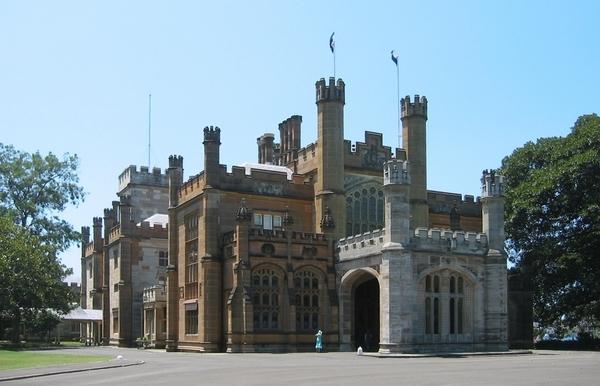 Casa do Governo Sidney