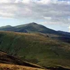 Great Cockup And Skiddaw From Longlands Fell