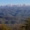 Gregory Bald, Snow-Capped
