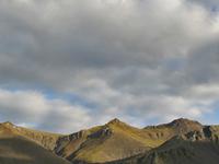 Hafnarfjall mountain