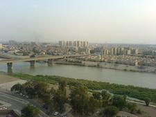 Haifa Street In Baghdad