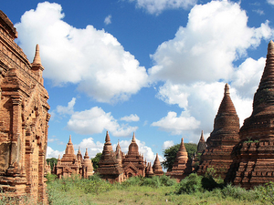 Half Day Sightseeing From Hotel Inside Bagan City Only Photos