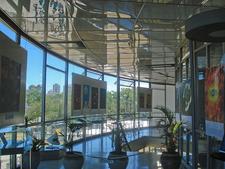 Hall Inside The Facility