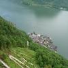 Hallstatt From Top - Austria