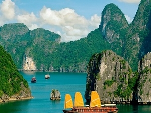 Halong Day Trip - The Natural World Heritage Site Photos