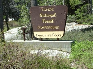 Hampshire Rocks Campground