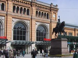 Hanover Central Station