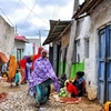 Harar Street Sellers ET Afar Region