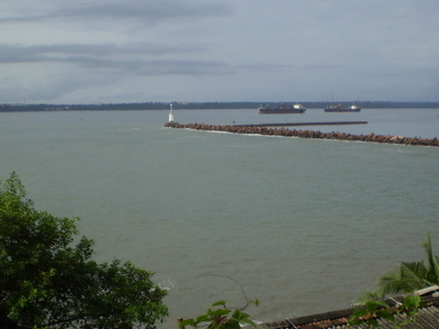 Harbour Breakwater