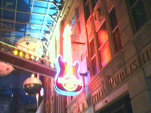 Hard Rock Café Photos