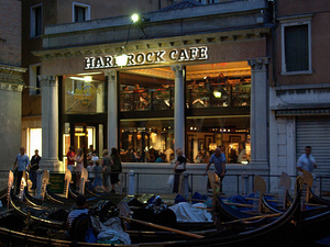 Hard Rock Cafe Venice Photos