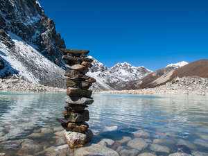 Three Passes and Everest Base Camp Photos