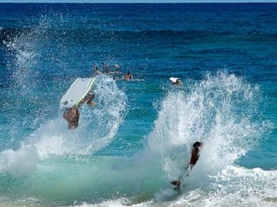 Hawaii Sandy Beach Park