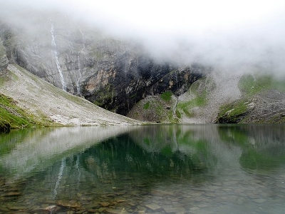 Hemkund Sahib From Top UT