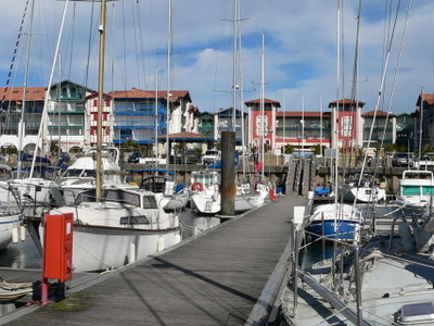 The Port At Hendaye