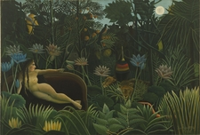 Henri Rousseau The Dream