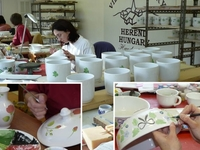 Herend Ceramics Pottery