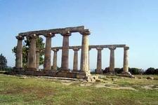 Hero Temple At Metaponto