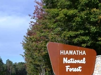 Hiawatha National Forest