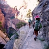 Hidden Canyon Trail - Zion - Utah - USA