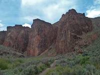 High Rock Canyon Hills