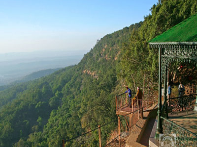 Panoramic View Of Amarkantak