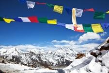 Himalayan Sagarmatha NP Nepal