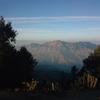 Himalayas From Kufri