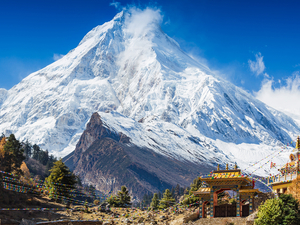 Manaslu Circuit Camping Trek Photos