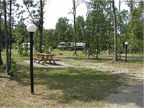 Hinsdale Campground