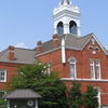 Historic Union County Courthouse In Blairsville