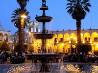 Historic Centre Of Arequipa