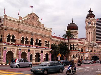 Historic KL Merdeka Square