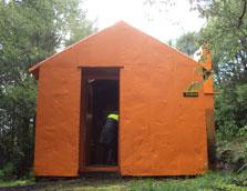 Historic Sentry Box Hut