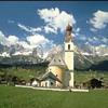 Hl Kreuz Pfarrkirche Going Am Wilden Kaiser Austria