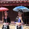 Hmong Women Celebrating New Year