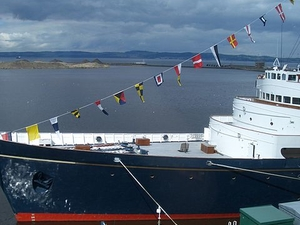 The Royal Yacht Britannia Photos