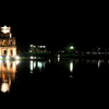 Hoan Kiem Lake By Night
