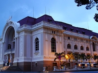 Ho Chi Minh Teatro Municipal