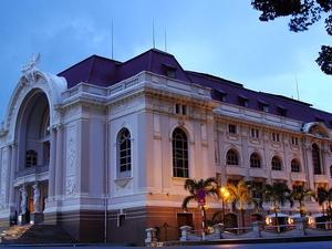 Ho Chi Minh Municipal Theatre