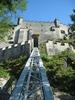 Hohenwerfen Einfahrt Burg