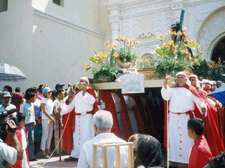 Holy Week Procession - Honduras