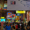 Hong Kong Mong Kok Night