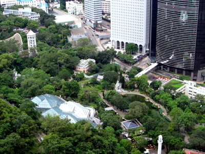 Hong Kong Park Overview