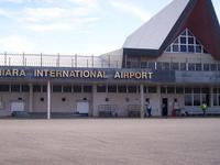 Honiara Internacional. Aeropuerto