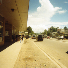 Honiara Main Street - Solomon Islands