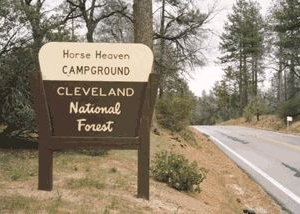 Horse Heaven Group Campground