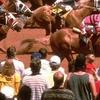 Horse Racing At Ruidoso Downs