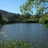 Horsethief Basin Lake
